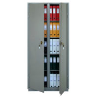 КБ-10/КБС-10 Металлический бухгалтерский шкаф