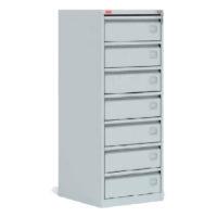 КР-7 Шкаф картотечный металлический для хранения документов