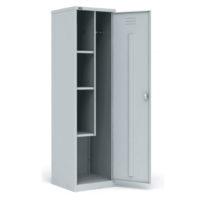 ШРМ АК-У Шкаф металлический разборный для хранения одежды и инвентаря
