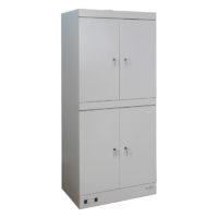 ШСО-2000-4 Металлический сушильный шкаф для одежды и обуви