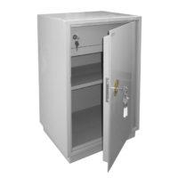 КБ-011Т/КБС-011Т Металлический бухгалтерский шкаф