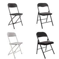 Складные стулья для дома и офиса