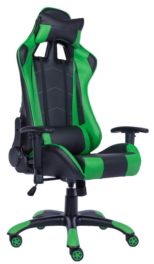 Lotus S9 Экокожа Зеленый