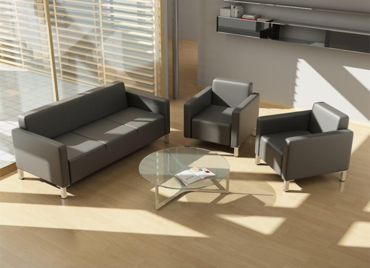 Мягкая мебель для офиса: решающий фактор