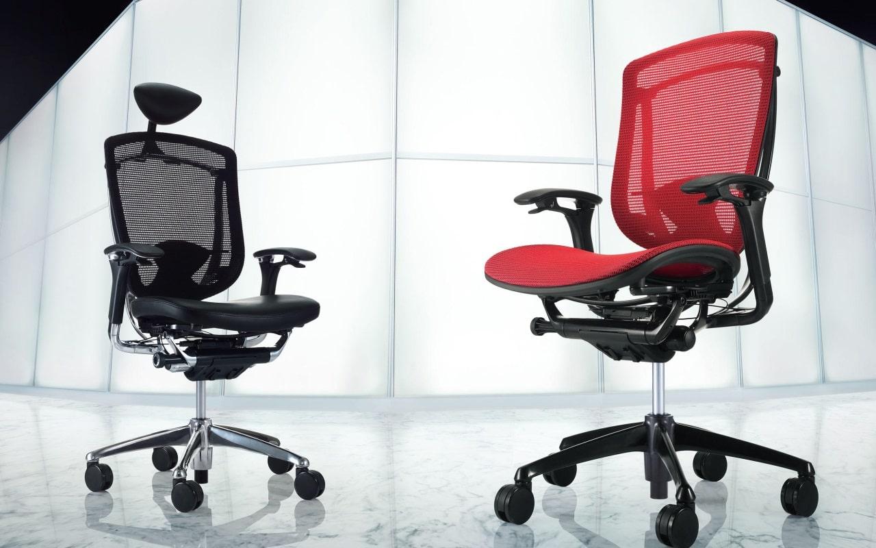 Уникальные офисные кресла - преимущества выбора